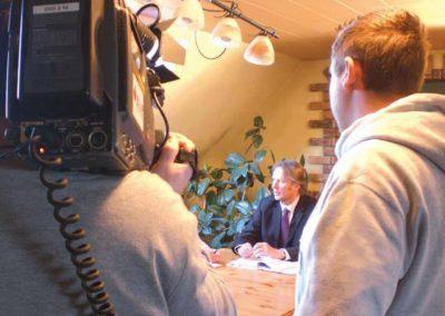 02/08 Klaus Schwarz bei RTL!