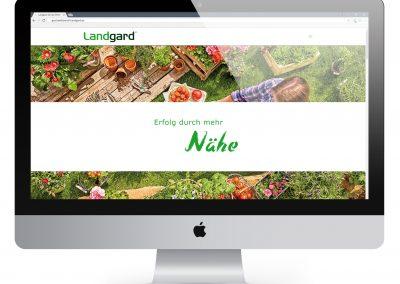 07/17: Geschäftsbericht der Firma Landgard