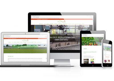 01/18: Neue Webseite für von Danwitz Gartenbau aus Tönisvorst