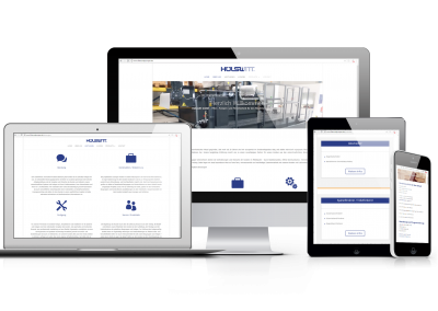 05/18 Neue Website für die Hülswitt GmbH