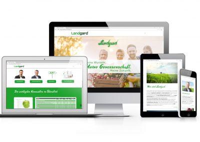 06/18: Der neue Geschäftsbericht der Firma Landgard eG ist online!