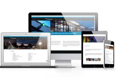 05/18: Web Relaunch der Firma Heinz Hoffmeister KG