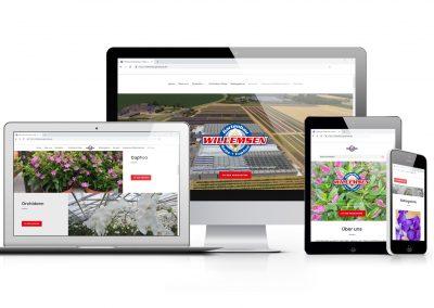 07/18 Neue Website von Willemsen Gartenbau ist jetzt online!