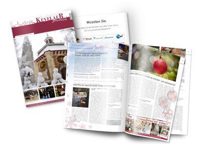 10/18 Das neue Blickpunkt Kevelaer Journal ist da!