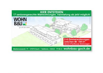 12/18 Banner Wohnbau eG