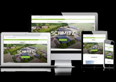 02/19 Neue Website von Schmitz ist online!