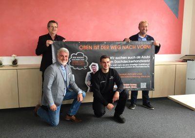 04/19 Pressekonferenz der Dachdecker-Innung des Kreises Kleve