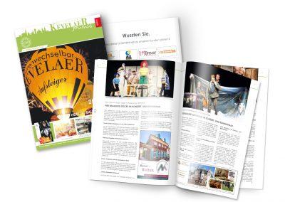 07/19 Das neue Blickpunkt Kevelaer Journal ist da!