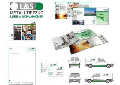 06/19 Relaunch des Corporate Designs der Firma Lueb & Schumacher!