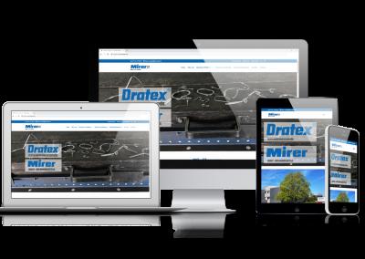 07/19 Neuer Webauftritt: Dratex / Mirer geht online!