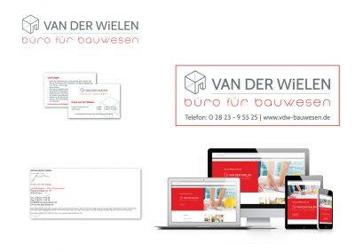 08/19 Neue Corporate Identity von der Firma van der Wielen!