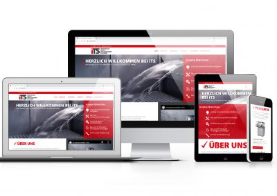 08/21 Neue Corporate Identity der Firma iTS!